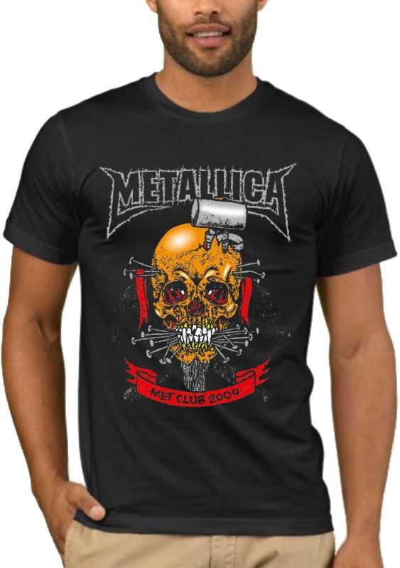 Μπλούζα με στάμπα Metallica Met Club 2004 Concert Tour