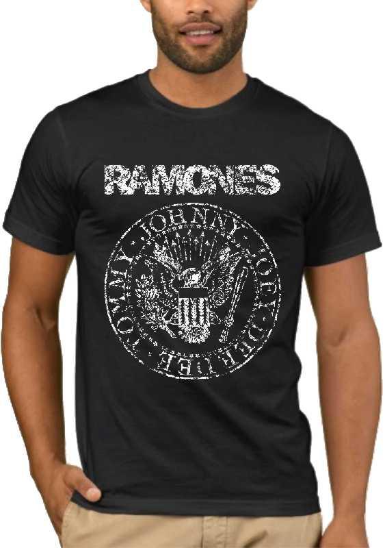 Μπλούζα με στάμπα Ramones Vintage Eagle Seal