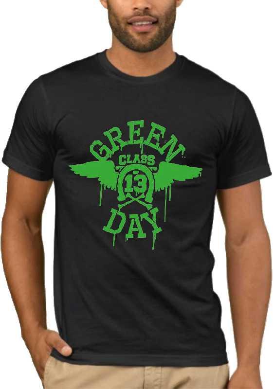 Μπλούζα με στάμπα Green Day class of 13
