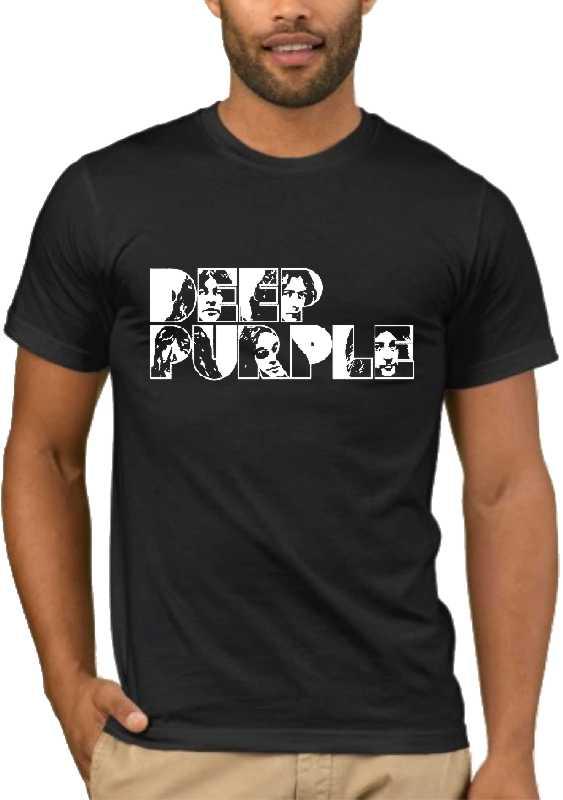 Μπλούζα με στάμπα Deep Purple The Band
