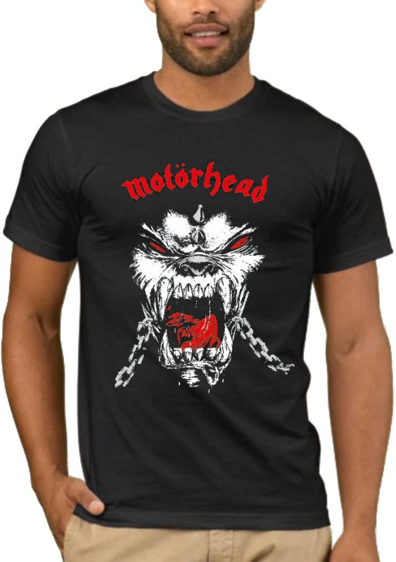 Μπλούζα με στάμπα Motorhead 2173