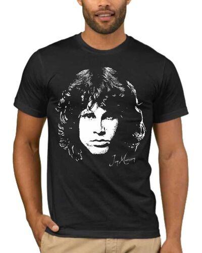 Μπλούζα με στάμπα Jim Morrison Licensed Portrait