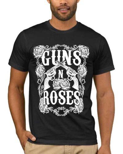 Μπλούζα με στάμπα  Guns n Roses 1203