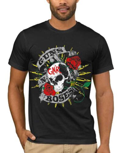 Μπλούζα με στάμπα  Guns n Roses 1208