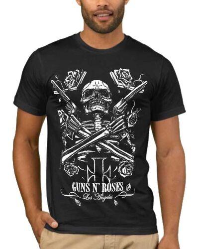 Μπλούζα με στάμπα  Guns n Roses Los Angeles