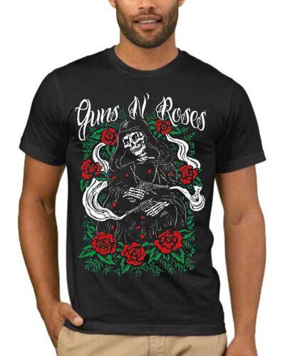 Μπλούζα με στάμπα  Guns n Roses reaper