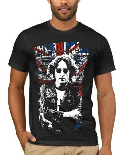 Μπλούζα με στάμπα John Lennon 1260