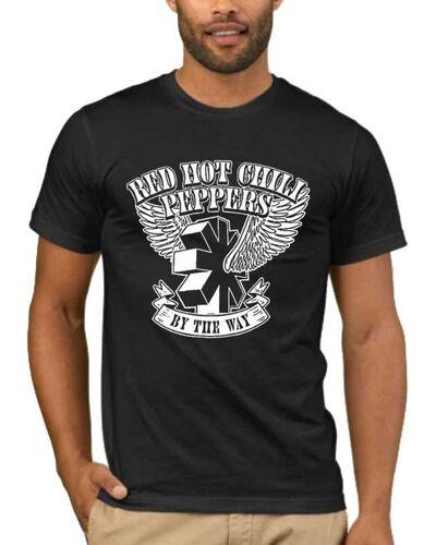 Μπλούζα με στάμπα Red Hot Chili Peppers By The Way