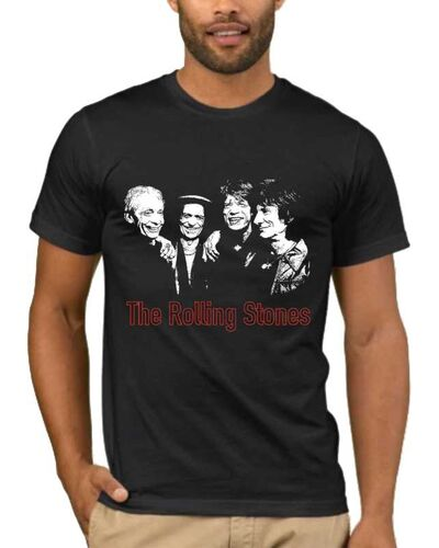 Μπλούζα με στάμπα Rolling Stones 1355