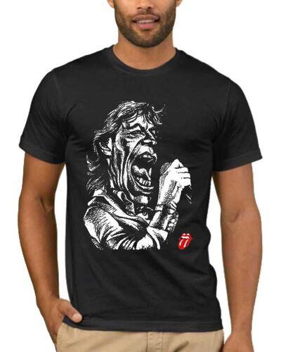 Μπλούζα με στάμπα Rolling Stones 1358
