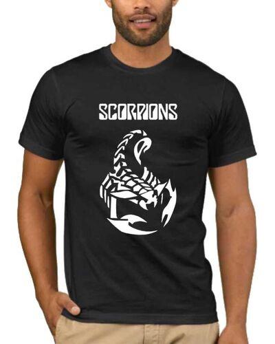 Μπλούζα με στάμπα Scorpions Metal Rock Band