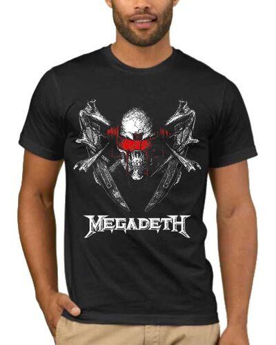 Μπλούζα με στάμπα Megadeth Blood Of Heroes