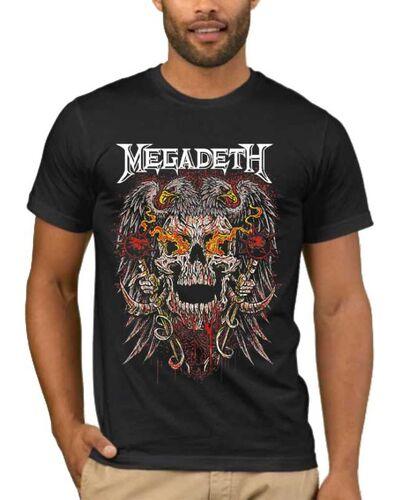 Μπλούζα με στάμπα Megadeth 1443