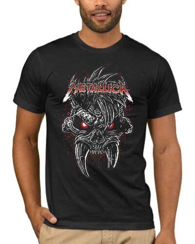 Μπλούζα με στάμπα Metallica Scary Guy