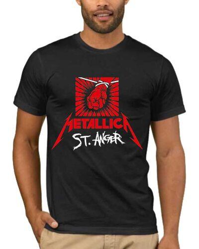 Μπλούζα με στάμπα Metallica St Anger
