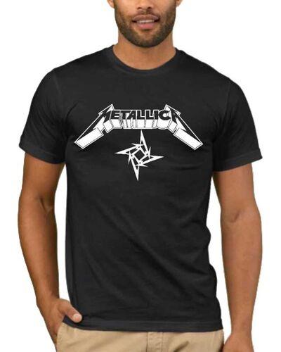 Μπλούζα με στάμπα Metallica 1490