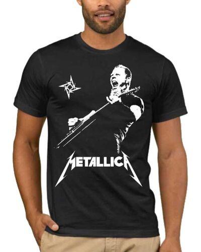 Μπλούζα με στάμπα Metallica 1493