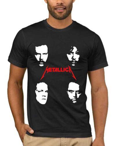 Μπλούζα με στάμπα Metallica 1494