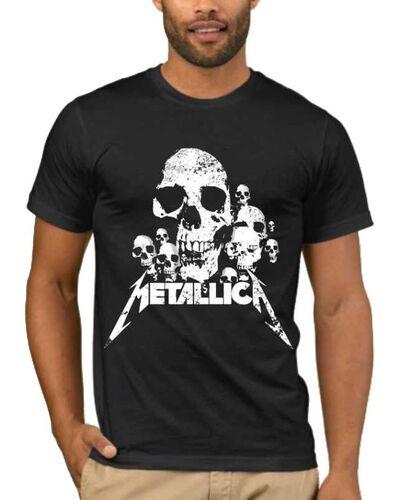 Μπλούζα με στάμπα Metallica 1495