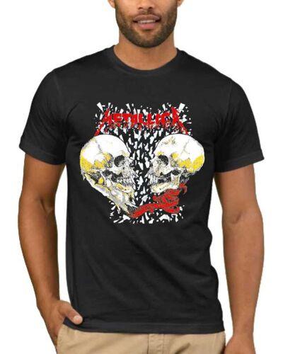 Μπλούζα με στάμπα Metallica 1496