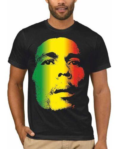 Μπλούζα με στάμπα Bob Marley Retro