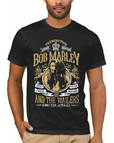 Μπλούζα με στάμπα Bob Marley and The Wailers