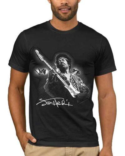 Μπλούζα με στάμπα Jimi Hendrix Monterey Magic