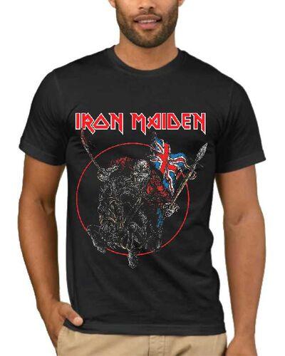 Μπλούζα με στάμπα Iron Maiden Trooper