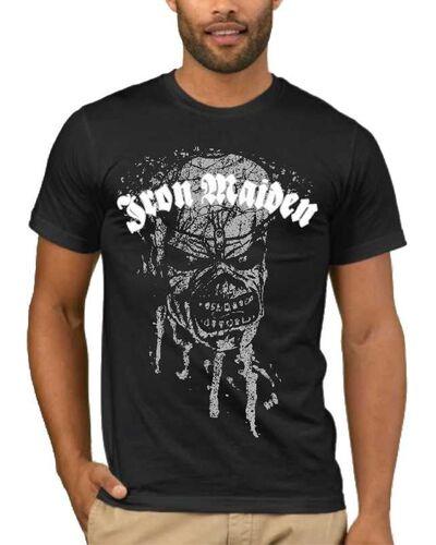 Μπλούζα με στάμπα Iron Maiden 1662