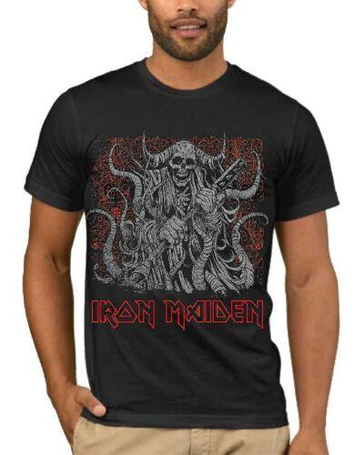 Μπλούζα με στάμπα Iron Maiden 1666