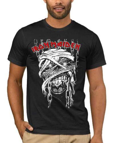 Μπλούζα με στάμπα Iron Maiden  Powerslave