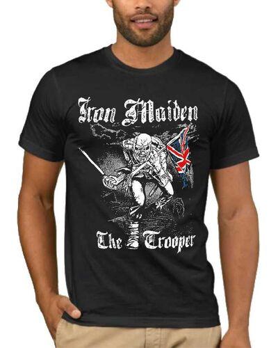 Μπλούζα με στάμπα Iron Maiden The Trooper