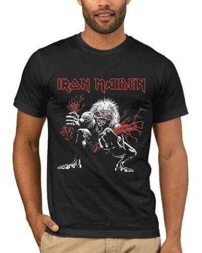 Μπλούζα με στάμπα Iron Maiden A Real Live Dead One