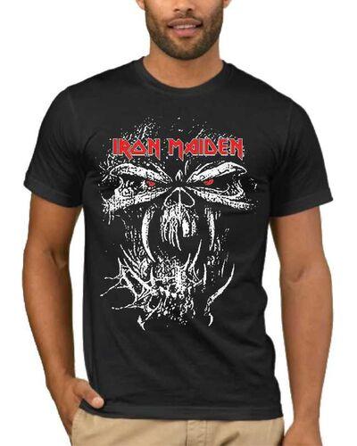 Μπλούζα με στάμπα Iron Maiden Final Frontier Eddie