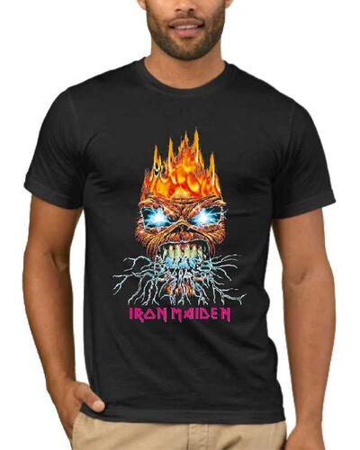 Μπλούζα με στάμπα Iron Maiden Eddie