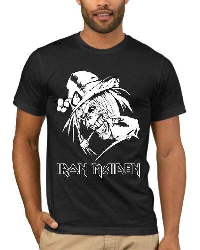 Μπλούζα με στάμπα Iron Maiden Leprechaun