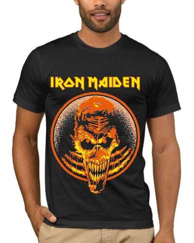 Μπλούζα με στάμπα Iron Maiden The Fugitive