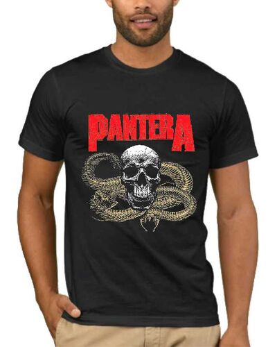 Μπλούζα με στάμπα Pantera 1753