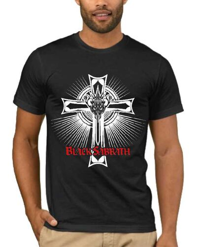 Μπλούζα με στάμπα Black Sabbath Rules Of Hell