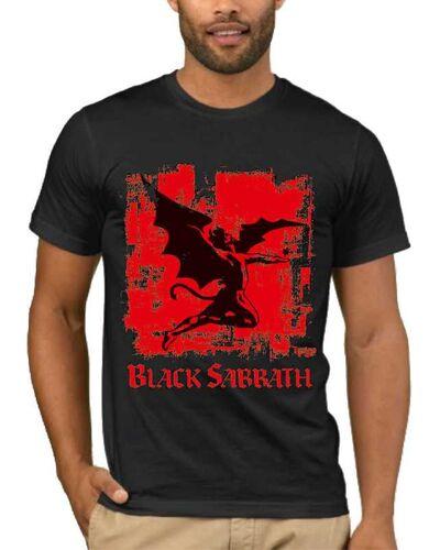 Μπλούζα με στάμπα Black Sabbath Fallen Angel