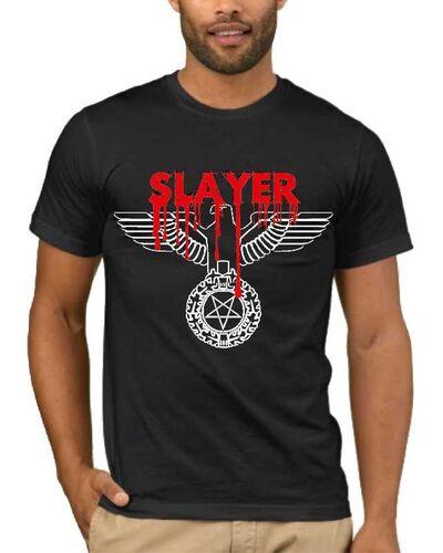 Μπλούζα με στάμπα Slayer Eagle