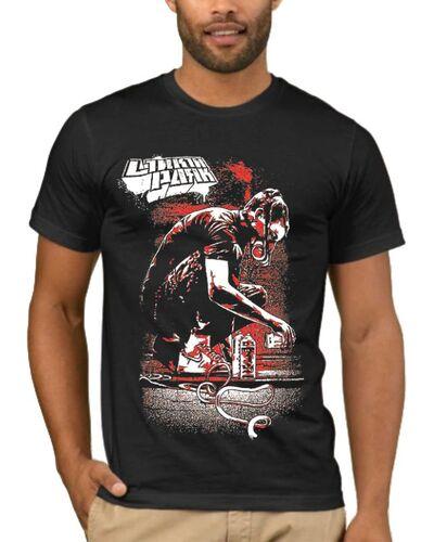 Μπλούζα με στάμπα Linkin Park Meteora