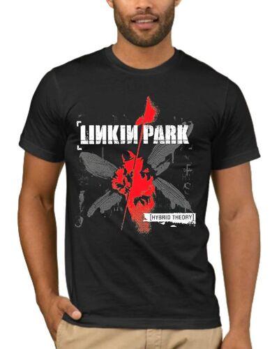 Μπλούζα με στάμπα Linkin Park Hybrid Theory