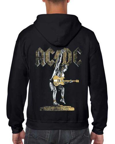 Μπλούζα με μεταξοτυπία AC/DC Stiff Upper Lip