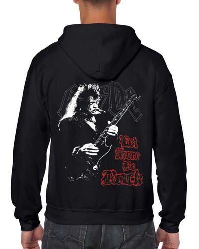 Μπλούζα με μεταξοτυπία AC/DC Let There Be Rock