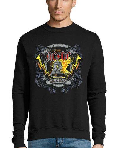 Μπλούζα με μεταξοτυπία AC/DC Hells Bells