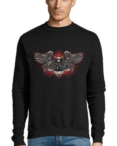 Μπλούζα με μεταξοτυπία AC/DC We Salute You