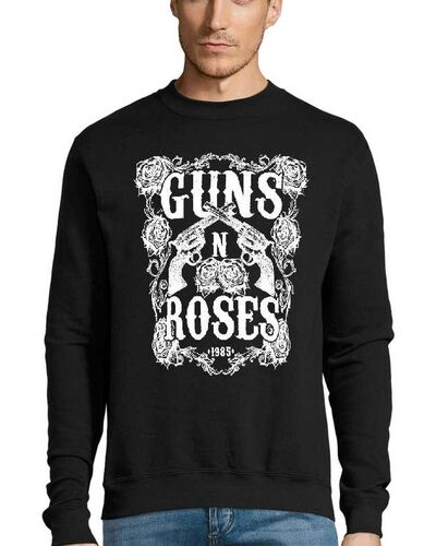 Μπλούζα με μεταξοτυπία Guns n Roses 1985