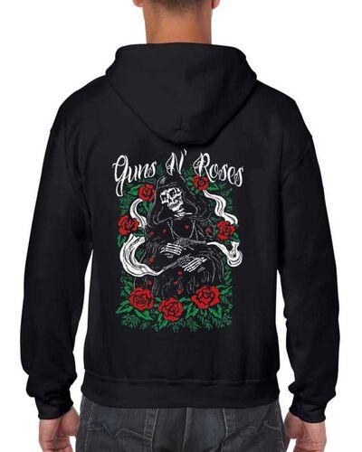 Μπλούζα με μεταξοτυπία Guns N' Roses Reaper