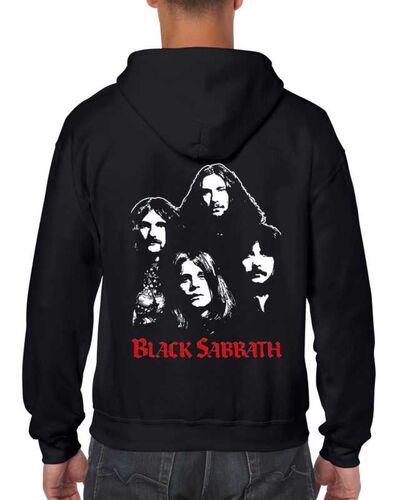 Μπλούζα με μεταξοτυπία Black Sabbath Breaking The Band
